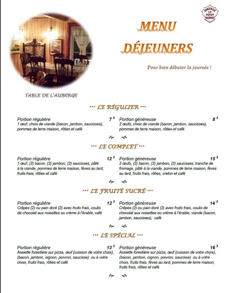 Menu dejeuners_page1