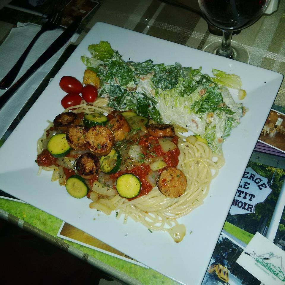 Spaghetti sauce viande jeudis pâtes